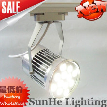 Guangdong Best Factory led track light With UL&SAA Smooth aluminum alloy shell