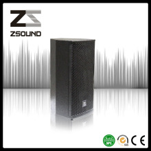 Zsound C8 Excellent système audio de haut-parleur de performance vocale de PA