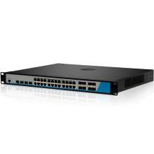 HRUI 24 Port managed ethernet switch 2 couples of combo ports