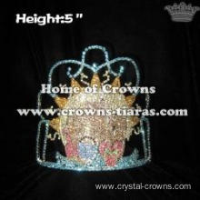 Wholesale Crystal Sun Summer Pageant Crowns