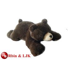 ICTI Audited Factory dormir oso juguete de peluche
