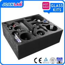 Aparato de vidrio de destilación de trayecto corto de JOAN Lab