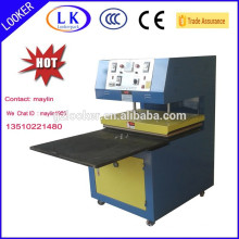 Blister Paper sealing machine for soother/nipple/teethers