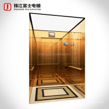 China Fuji Price Home Lift Price Beautiful home Decoration for Small Safety Home Lift Villa Elevator