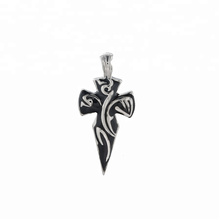 pendant-231 xuping fashion Stainless Steel jewelry  Gothic design cross  pendant
