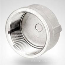 150lb Bsp / NPT Резьбовые Гидравлические крышки из нержавеющей стали