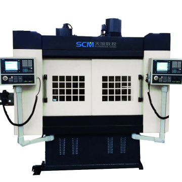 100mm Flange CNC Drilling Machine