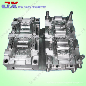 Plastic Car Light Cover Mold/Large Plastic Parts Injection Mould