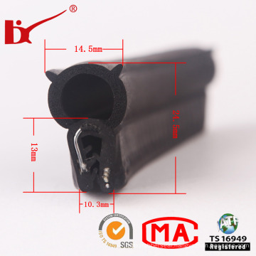 EPDM Car Door Waterproof Rubber Seal Strip with High Quality