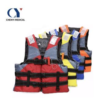 Colete salva-vidas marinho de resgate de água