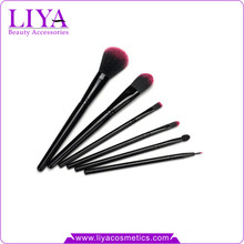 2015 latest products in market 6pcs custom logo brushes make up