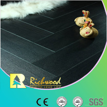 12.3mm E0 AC4 Embossed Hickory Waterproof Laminate Floor
