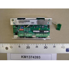 KONE Hiss DOOR CONTROL PC BOARD KM1374393