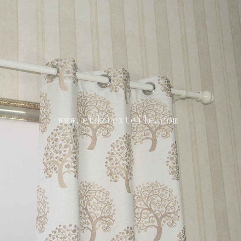 Well touching new curtain fabric FR2055