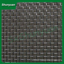 stainless steel crimped wire mesh / grill mesh /barbecue wire mesh hebei anping factory price