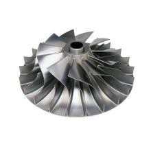 Titanium Centrifugal Impeller for Aircraft