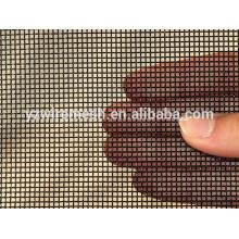 Acoplamiento de alambre de acero inoxidable del precio barato de la fábrica / malla de alambre de acero inoxidable 304