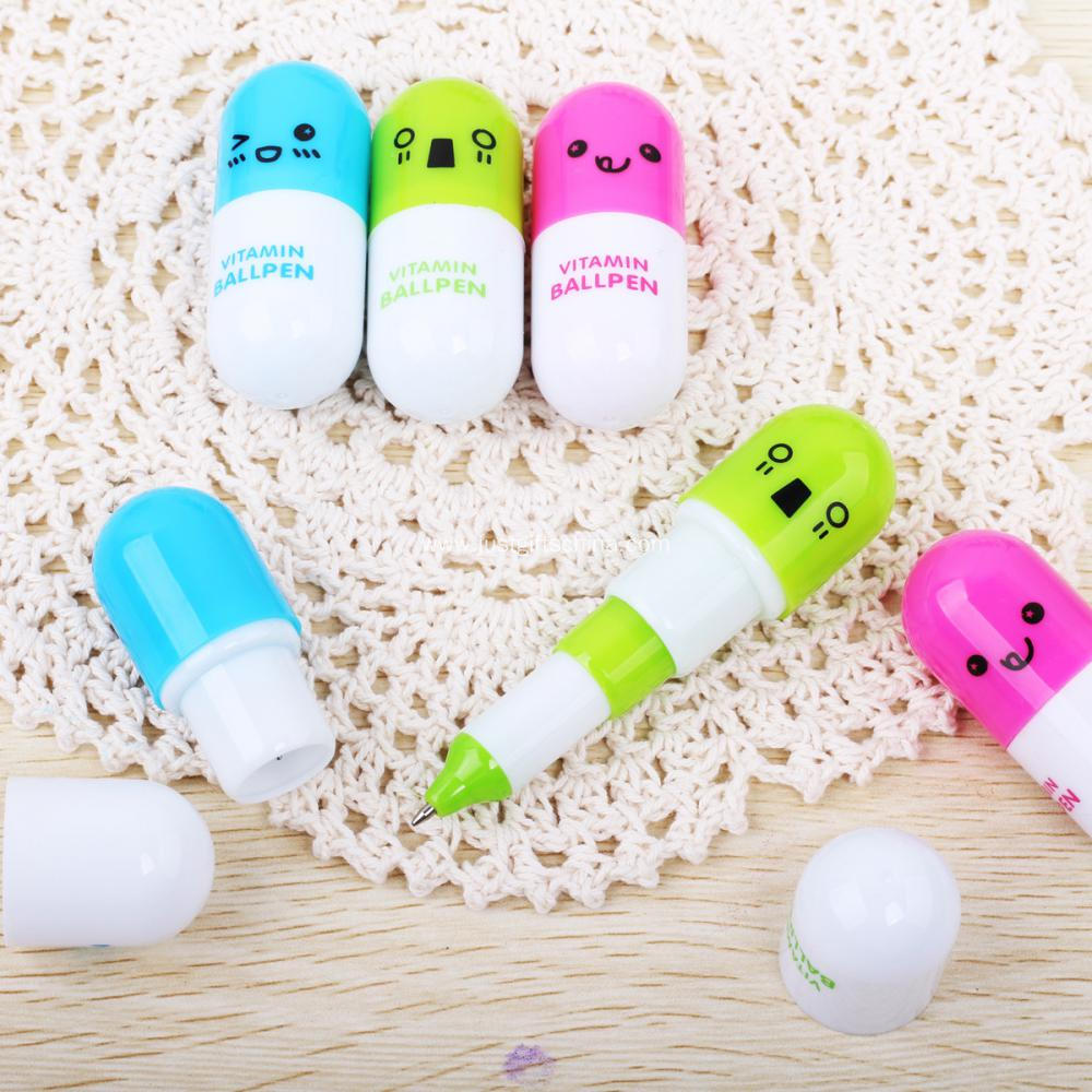 Custom Capsule Shape Pens