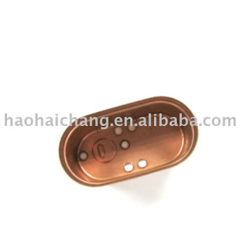 Red Brass Flange