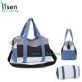 Neue Mode Leinwand Reisetasche (YSTB03-004)