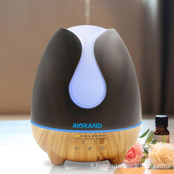 Umidificatori purificatori ad ultrasuoni per aria purificata a ultrasuoni da 500ml