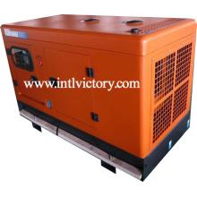 43kw / 54kVA Silencioso Yanmar Motor Diesel Generador Set