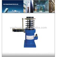 Буфер для лифта, элементы безопасности лифтов