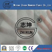 Tissu non-tissé hydrophile doux pour la couche-culotte de bébé