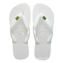 Cheap Rubber White Flip Flops