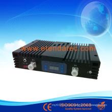 Digital Display 27dBm 1900MHz Señal móvil Repetidor Dcs