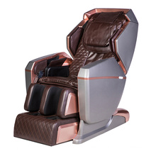 Newest Electric Luxury SL Track Full Body Blood Circulation 4d Zero Gravity Massage Recliner Chair
