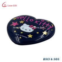 Hello Kittyt Heart Shape Compact Mirror for Girl