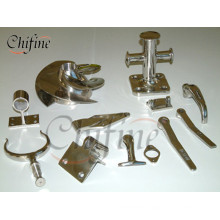 Lost Wax Casting Stainless Steel Polishing Marine Hardware