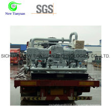 Ethane/Methane China Brand Gas Piston Boosting Compressor