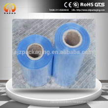 Film rétractable en PVC 40 micron pour étiquette de bouteille