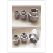 Union, Pipe Fittings, Stainless Steel