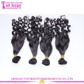 Продукция для 2016 горячей продажи индийской тетенька Фунми волосы упругие локоны волос
