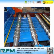 Good quality steel rolling slat shutter door making machine