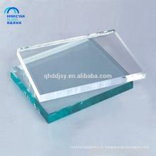 vert bleu bronze 10mm 6mm réfléchissant en verre trempé prix