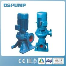 Pompe centrifuge verticale d'agrandissement de pénis d'eaux usées industrielles de série de WL