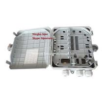 Caja de conexiones de fibra óptica de montaje en pared