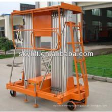 10M Aluminum trailer aerial work platform