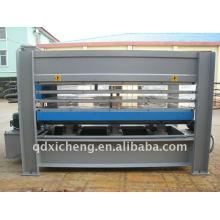 YDH4-160 máquina de prensa caliente con 5 Layor