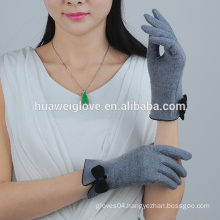 Original Design Women's Wool Gloves with logo