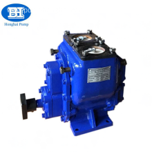 On-board tank truck gear oil pumps