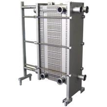Intercambiador de calor de placas desmontable Gea Fa 184 para pasteurizador de cerveza
