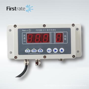 Controlador de alarma final del sensor de velocidad del viento del efecto Hall del fabricante final