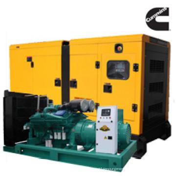 Original Cummins Engine Denyo Type Soundproof Vietnam Diesel Generators