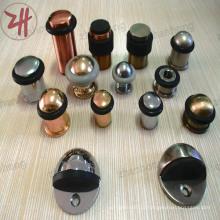 Fábrica de Venda Direta Alça de Zinco porta de porta dobrador de porta (ZH-3007)