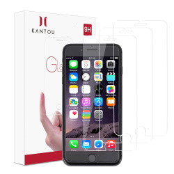 Vetro temperato KANTOU HD per iPhone 8 Plus